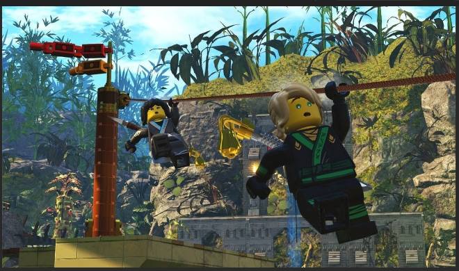 Lego Games Free Download pc game