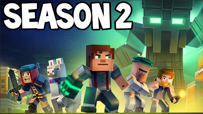 Minecraft Story Mode Season 2 Download pc game