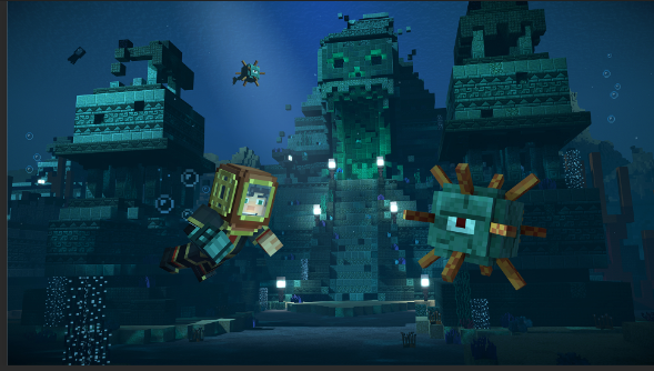 Minecraft Story Mode Season 2 Download game