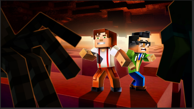 Minecraft Story Mode Season 2 Download
