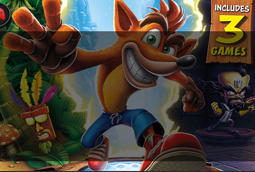 Crash Bandicoot N Sane Trilogy Pc Download