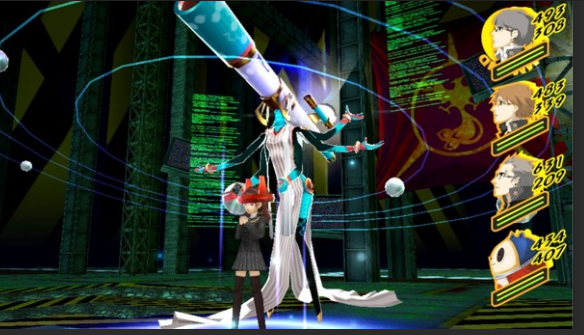 Persona 5 Pc Download game