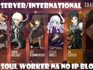 Burning Soul worker Download