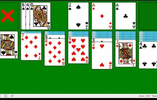 Free Classic Solitaire Games No Download