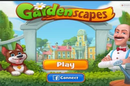 Gardenscapes Full Version Free Download