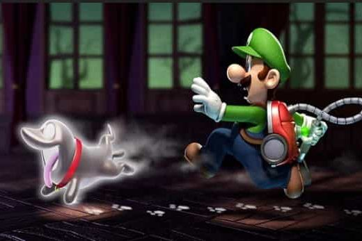 Luigi's Mansion Iso Download