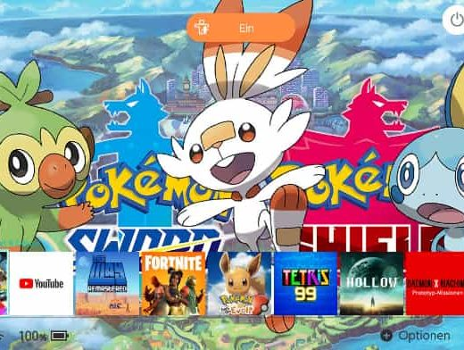 Pokemon Sword And Shield Download