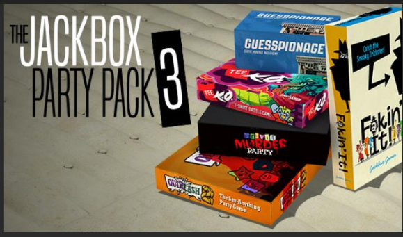 Jackbox Party Pack 3 Free Download pc game