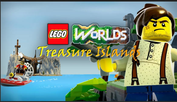 Lego Worlds Free Download game