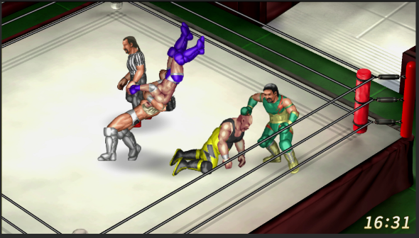 Fire Pro Wrestling World Roster Download pc game