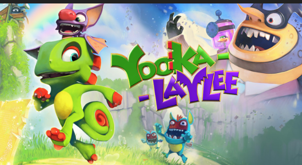 Yooka Laylee Download pc game