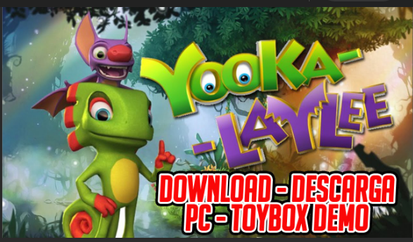 Yooka Laylee Download