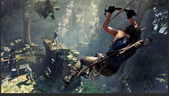 Shadow Of The Tomb Raider Pc Download pc game