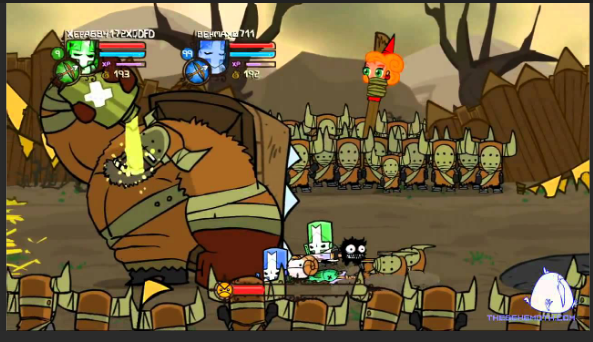 Castle Crashers Free Download pc game