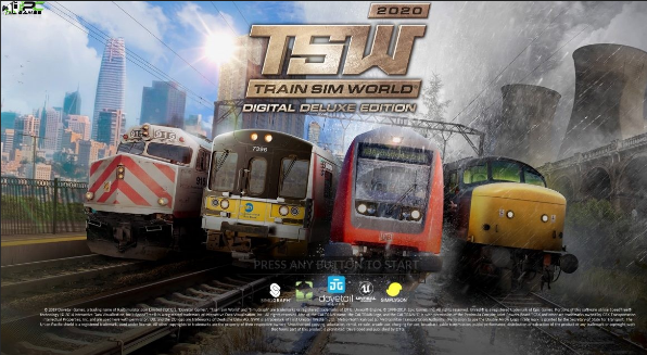 Train Sim World Download pc game