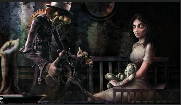 American Mcgee's Alice Download pc game