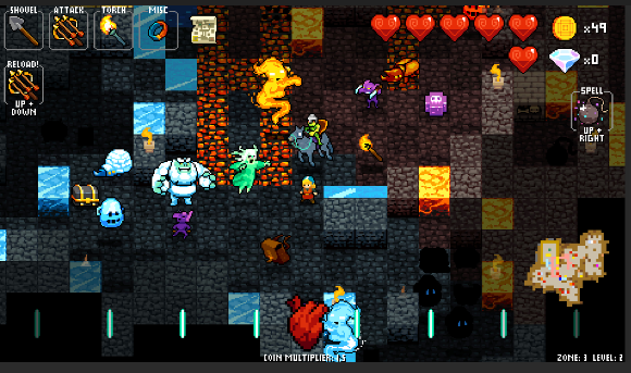 Crypt Of The Necrodancer Download Pc Game game