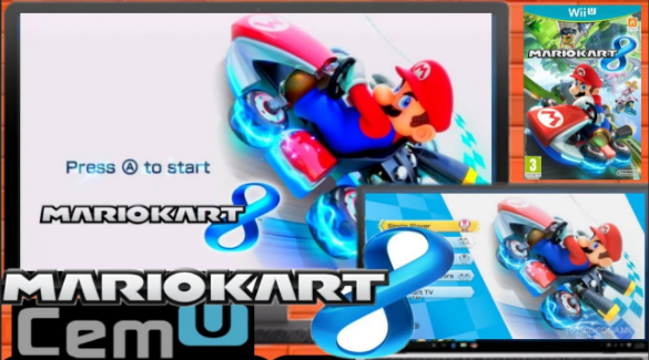 Mario Kart 8 Pc Download game