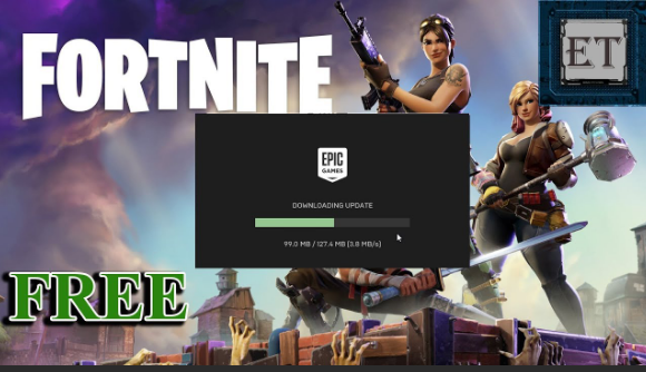 fortnite download windows 10