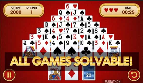 Pyramid Solitaire Download