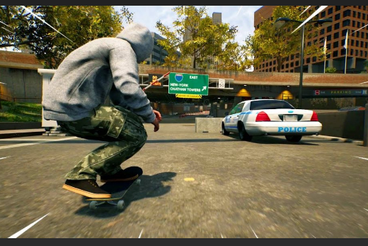Skateboard Game Free Download