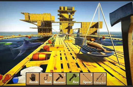Raft Survival Game Download