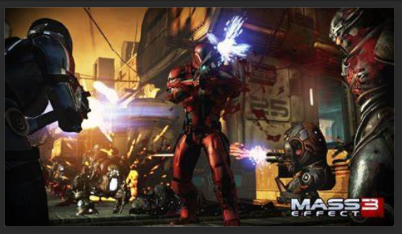 Mass Effect 3 Download pc game