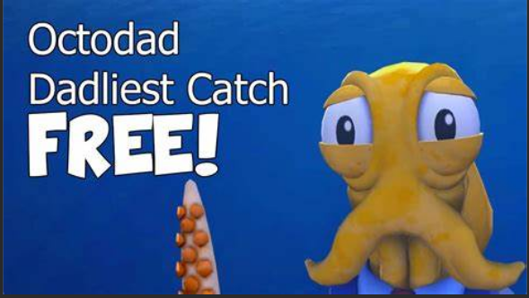 Octodad Free Download pc game