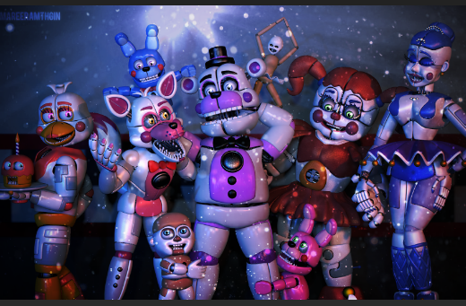 Five Nights At Freddy's Sister Location Download