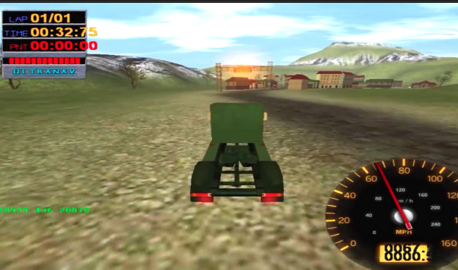 Big Rigs Over The Road Racing Download pc game