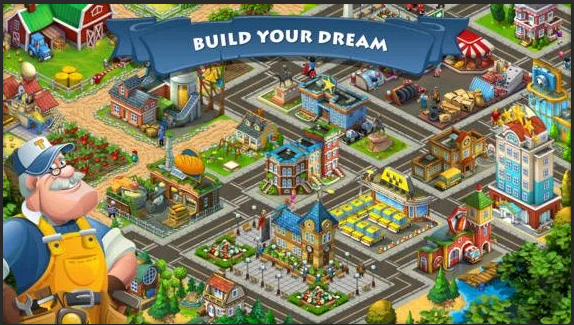Township Game Free Download mobile game
