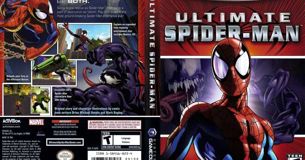 Ultimate Spiderman Pc Download